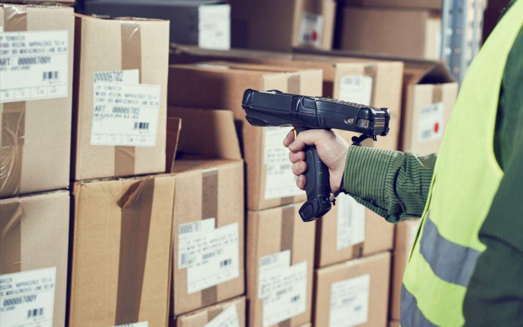 مدیریت انبار و ردگیری کالا مبتنی بر RFID