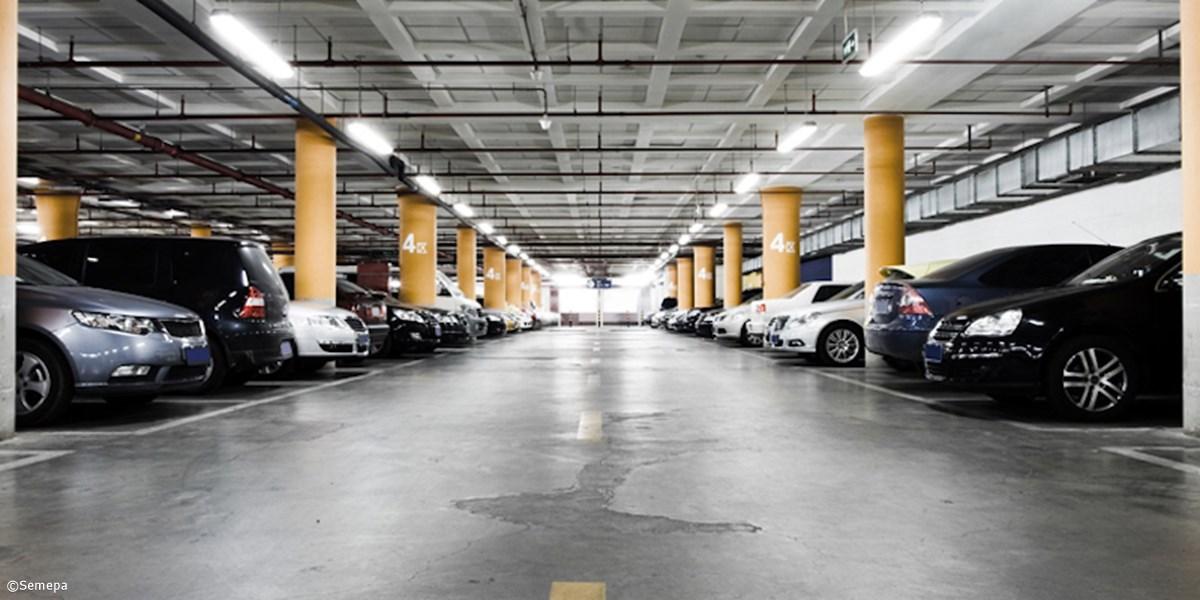 کنترل پارکینگ و تردد خودرو