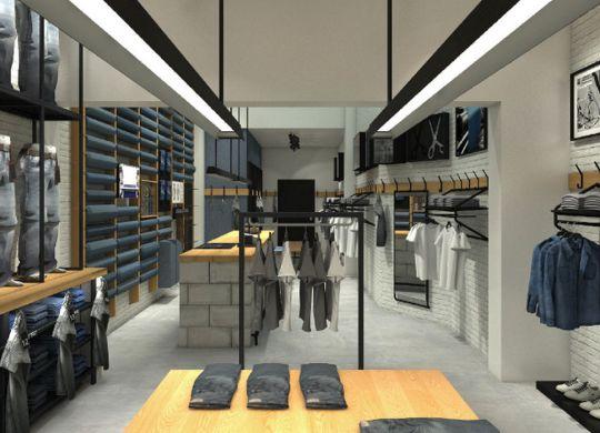 فروشگاه لباس rfid